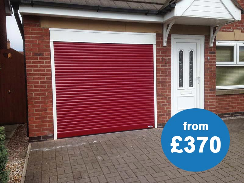 Mini Roll Roller Garage Door